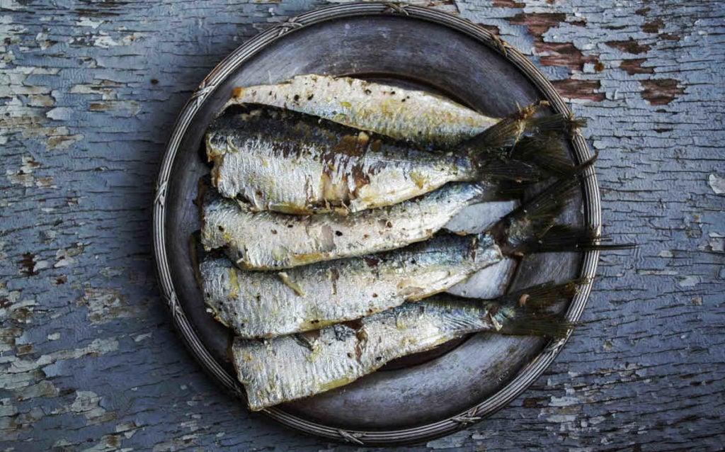 El pescado graso y el marisco son una buena fuente de omega 3